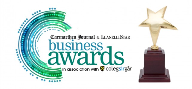 Carmarthen Journal & Llanelli Star Business Awards 2015