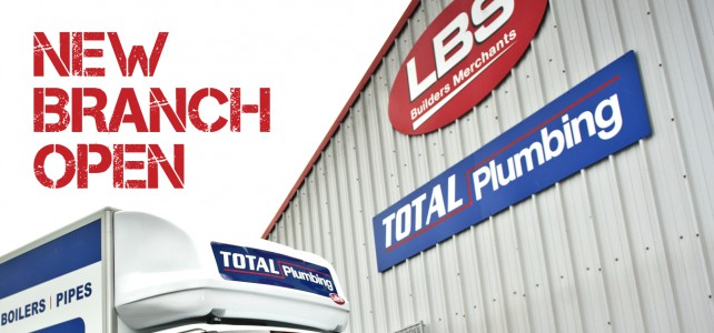 New Total Plumbing branch open in Ystragynlais