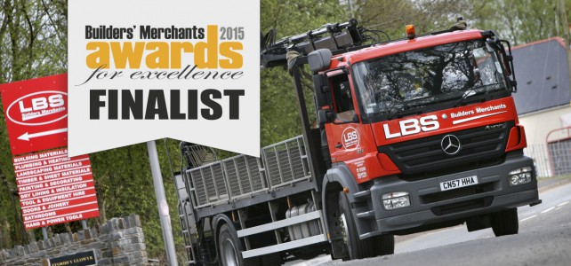 Finalists At Builders Merchants Awards For Excellence 2015