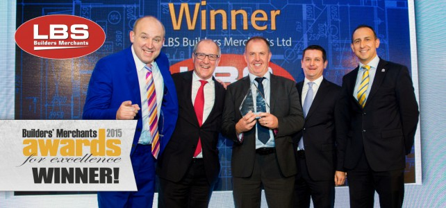 LBS Builders Merchants – 'Best In Class' again!